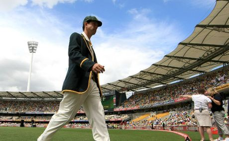 Ricky Ponting will retire at the end of the WACA Test.