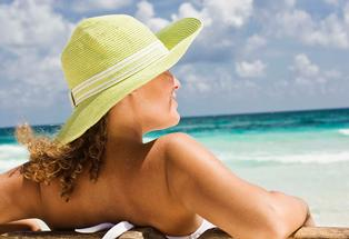 Skin Cancer is largely preventable by being SunSmart.