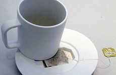 The Tea Bag Coffin.