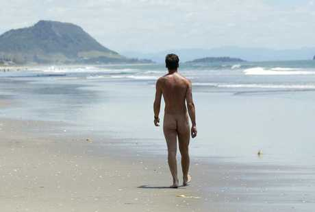 Family First NZ is calling on the Tauranga City Council to pass a bylaw outlawing public nudity on the coastline.