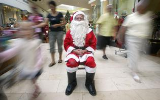 Santa Claus loves Auckland