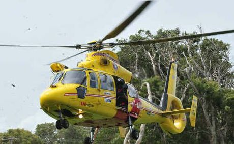 WESTPAC Life Saver Rescue Helicopter celebrates 30 years in the Northern Rivers today.