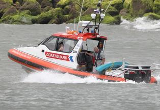 Wanganui Coastguard PHOTO/FILE
