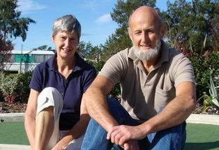 Joan and Kevin Sampson have re-invested in the holiday park and provided accommodation options to suit all customers.