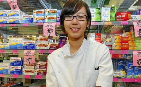 Chemist Jessica Cheong says generic brand medicine is just as effective as brand name ones.