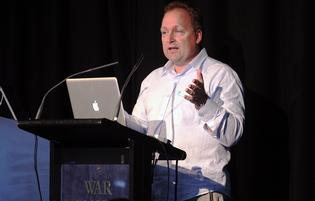 PUNTER: Hawke's Bay resident and Xero founder Rod Drury has sparked a regional economic initiative. PHOTO/FILE