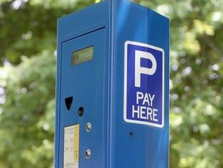 More than $300,000 worth of parking fines have been waived by the district's council in the past year.
