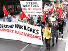 ONE of the Swedish women who accused Wikileaks founder Julian Assange of sex crimes has spoken out about the ordeal she said she suffered from his supporters.