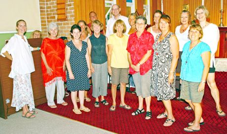 The New Dawn Chorus was formed following the success of the annual Christmas carols at the Byron at Byron resort.