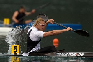 Steven Ferguson will compete today in the MK2 200m, tomorrow in the K1 1000m and on Sunday in the K1 200m.