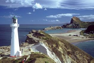 The Castlepoint Lighthouse will be celebrating its 100th birthday next month.