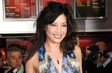 Daisy Lowe has described herself as a 'mild lesbian'.