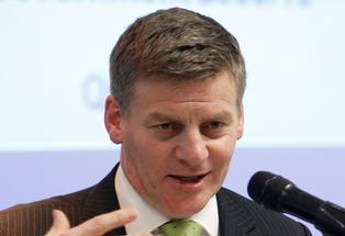 SALE TALKS: Bill English says government will recognise Maori rights.