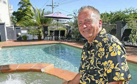 Noosa Mardi Gras Recovery week organiser Rod Stringer looks forward to a good turn out at Horizons at Peregian.