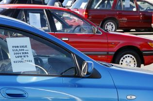 A resurgence in the economy has drawn new car buyers out of the woodwork, a Rotorua car dealer says.