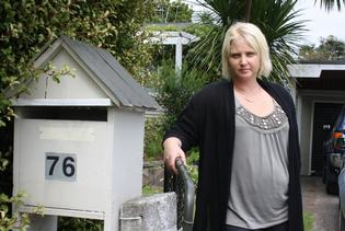 Tauranga resident Julie Hobart was told recently the house she rents has been put on the market, leaving her uncertain of finding a new place to live.