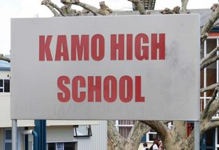 Kamo High School is working to reverse its falling role.