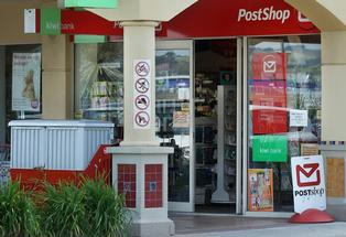 The Postshop at Palm Beach Plaza, in Papamoa.