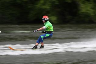 Matthew Strong has been selected for the NZ Under 19 Water Ski Racing Team.