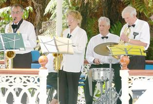 Rotorua's popular summer concert series - Music in the Band Rotunda - returns to Government Gardens next month .