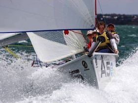 5th Laser SB3 World Sailing Championship
