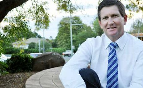 Lawrence Springborg will stand again for the seat of Southern Downs.