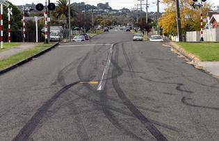 There is less evidence of burn outs on Bay of Plenty roads since the boy racer bylaw came into effect