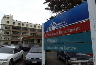 Hawke&#39;s Bay Hospital