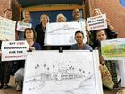 """A BETRAYAL of the community's hopes"" is how Ocean Shores residents have described Byron Shire Council's decision to subdivide and sell the Roundhouse site."