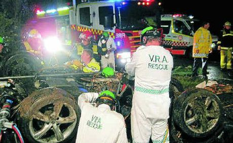Fatal Car Accident Tweed Heads