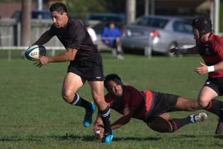 Rangataua stunned Baywide club rugby leaders Whakarewarewa with a 26-20 win.