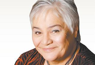 Tariana Turia, MP for Te Tai Hauauru.