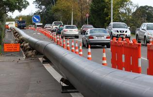 Millions of dollars could be saved by harnessing technological advances to simplify construction of the Tauranga City Council's $102 million Southern Pipeline.