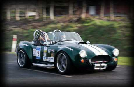 The countdown is on to the country's biggest annual historic motorsport event - the New Zealand Festival of Motor Racing's 'Gulf Denny Hulme Festival'.