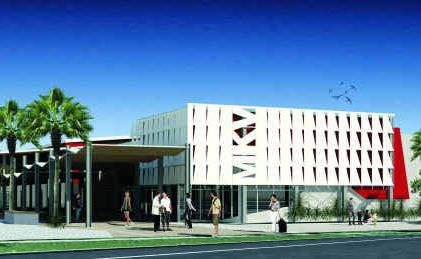 An exclusive first look at the proposed new $41 million Trade Training Centre at the CQUniversity campus. Premier Anna Bligh will officially announce the contract to build stage one of the centre today at the opening of the $4 million Medical and Applied Sciences Laboratories.