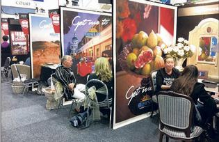 Hawkes Bay Showcased to World Travel Industry.