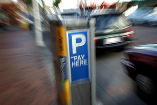 A new push for free downtown parking.
