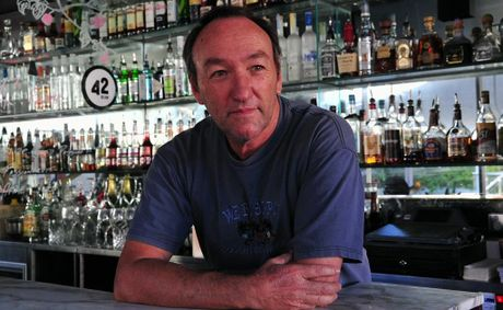 Rolling Rock Night Club owner Mark Schmitt answers criticisms about topless waitresses.