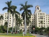 A SEA breeze can rouse the palms that stud the Hotel Nacional gardens in Havana to only a desultory rustle.