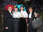 Maryborough celebrated Mary Poppins' author Pamela Travers at the annual Mary Poppins Festival in 2011. Crowds gathered to celebrate the birth of Mrs Travers who was born at a former bank in the city.