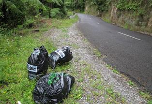 Illegally dumped rubbish in rural areas is on the rise in Hastings following the Christmas and New Year season and the clean-up is costing ratepayers thousands of dollars.