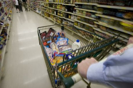New Zealanders spent about $13.8 billion on retail food and beverages last year - a huge chunk of it from supermarkets.