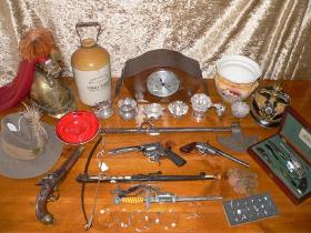 The Big Show: Antiques, Arms, Militaria, Numismatics and Collectors Fair