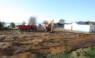 Earthworks on the long-awaited all-weather indoor arena are set to start next week.