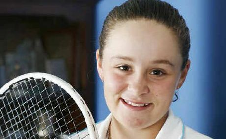 Ashleigh Barty will not defend her Wimbledon junior singles title.