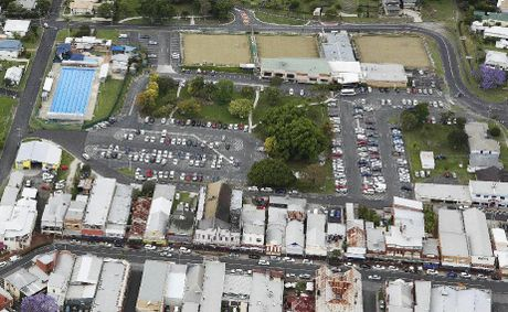 Council appears to have hit a dead end in relation to providing the 109 car parking spaces required in Maclean as a result of the $2.5m IGA Supermarket site sale.