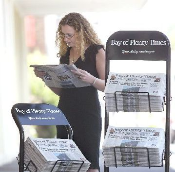 The Bay of Plenty Times has won a key marketing award.