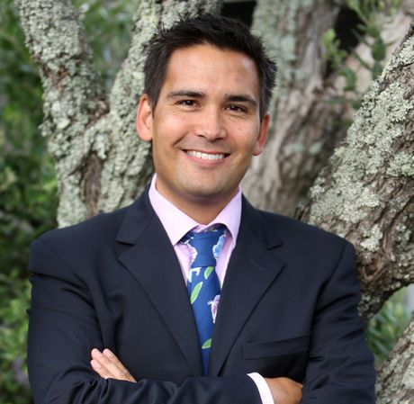Tauranga MP Simon Bridges