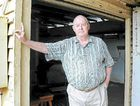 Group chairman Ron Campbell is angry Men's Shed has been portrayed as a threat to children.