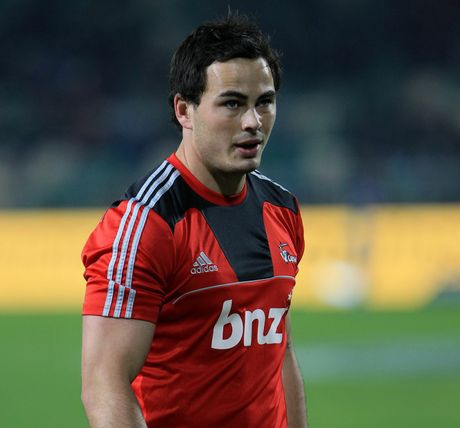 Zac Guildford has been named in the Rugby World Cup All Blacks squad.
